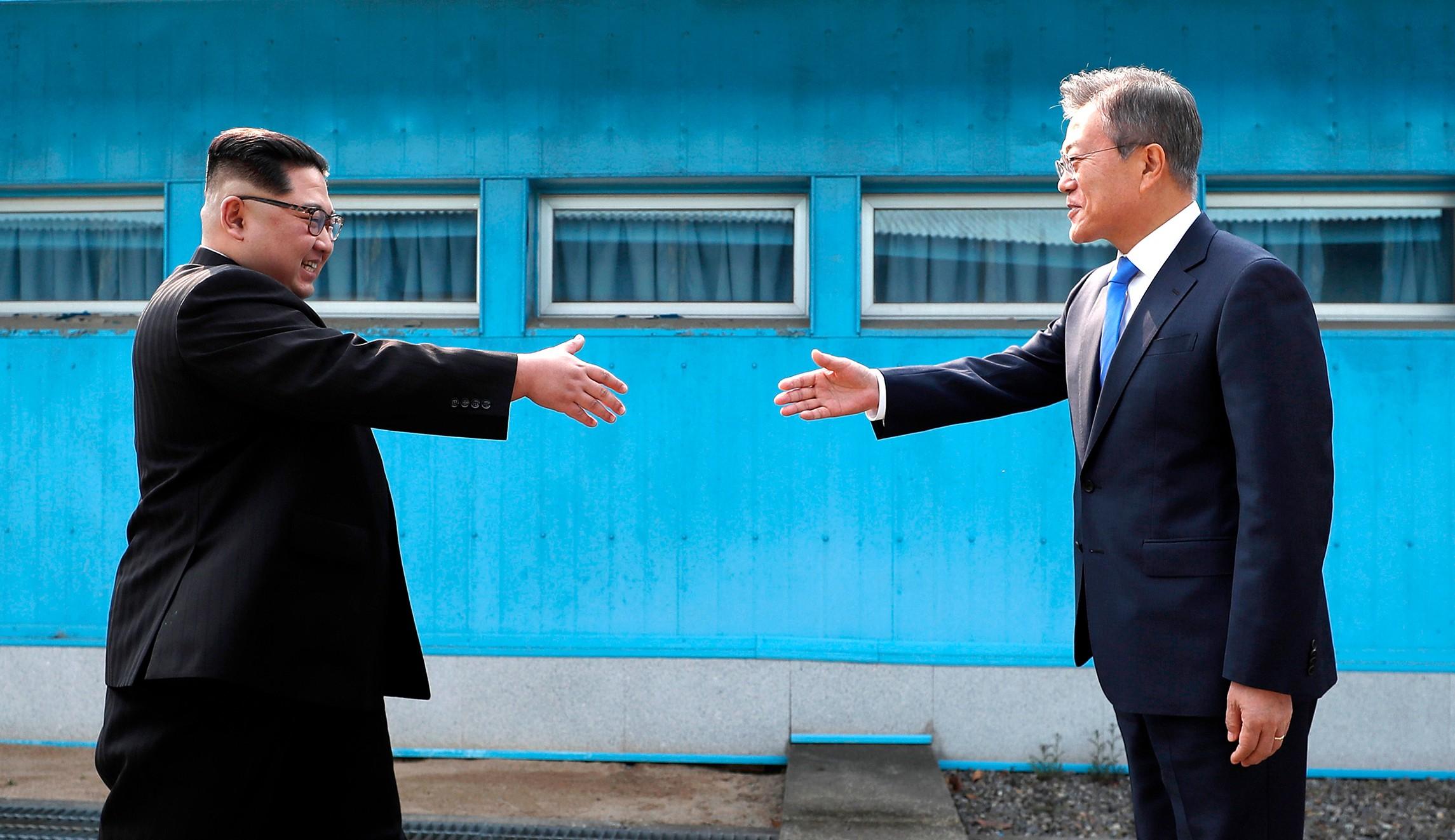 قمّة بين الكوريّتين في بيونغ يانغ 18 الجاري
