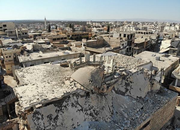 الصليب الأحمر:حروب المدن تفتك بالمدنيين بسوريا والعراق