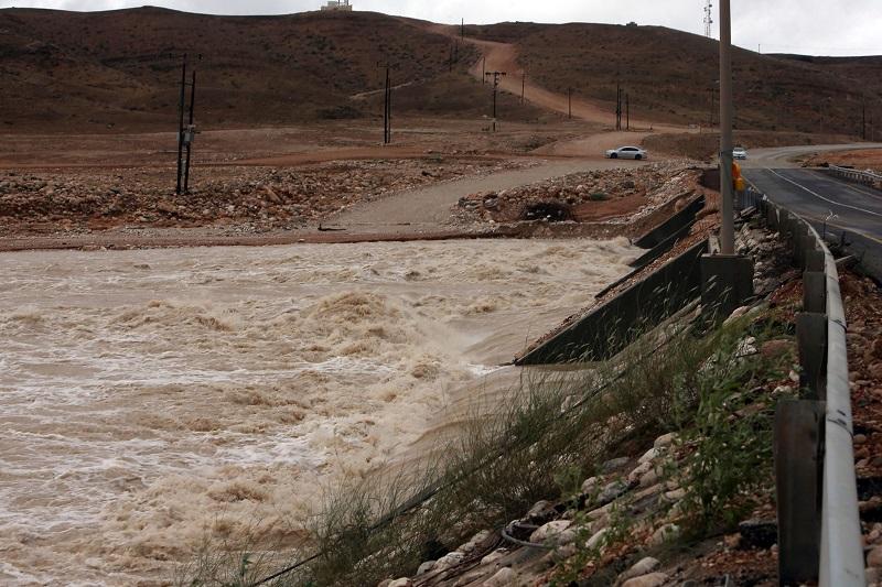 اليمن.. إعصار «لبان» يخلف 6 قتلى و3800 أسرة نازحة