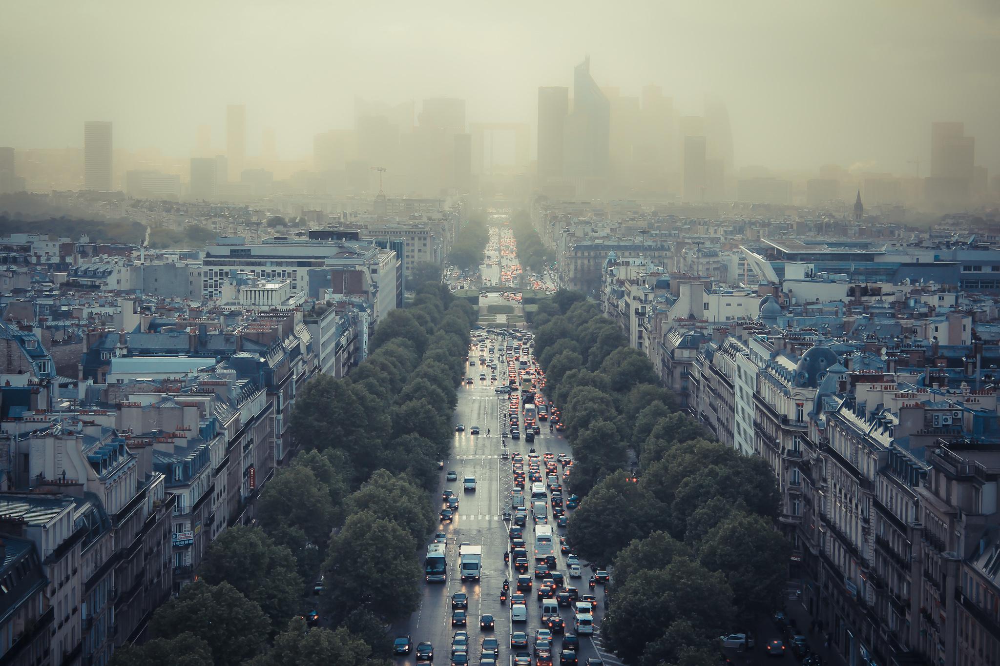 تلوث الهواء في أوروبا يتسبب بأكثر من 480 ألف وفاة مبكرة