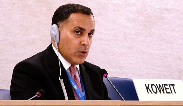 الكويت تطالب المجتمع الدولي بوقف هموم اللاجئين