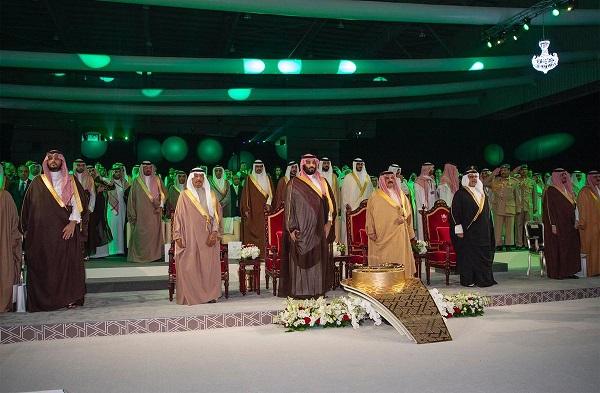 ملك البحرين وولي عهد السعودية يدشنان خط أنابيب النفط الجديد
