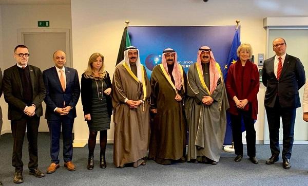 الجارالله: نبحث إعفاء المواطنين الكويتيين من تأشيرة «شنغن»