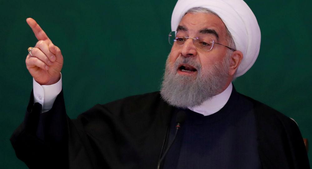 روحاني: لا تأثير للعقوبات الأمريكية على اقتصاد إيران