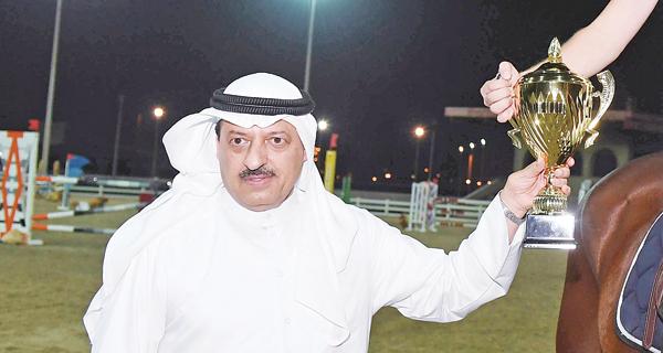 الخرافي: تألق فرسان نادي الكويت لم يأتِ من فراغ