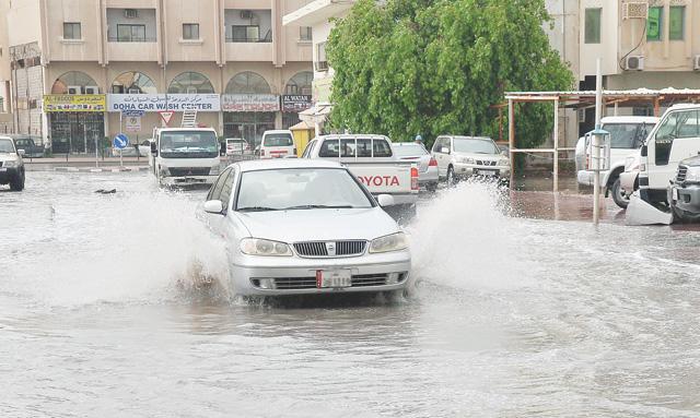 السيول تستنفر 4 دول عربية
