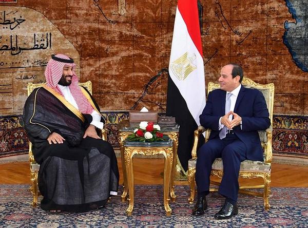 السيسي وبن سلمان يتمسكان بشروط مصالحة قطر