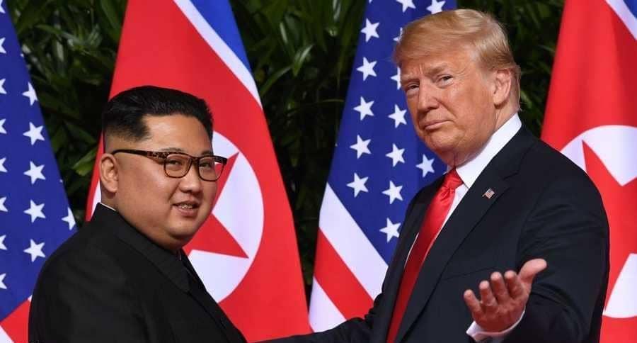ترامب: من المرجح أن ألتقي مع زعيم كوريا الشمالية