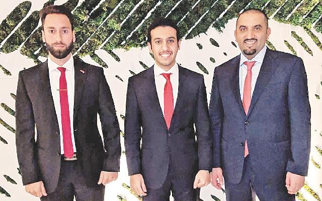 «الوطني» يلتقي الكوادر الطلابية الكويتية في أميركا