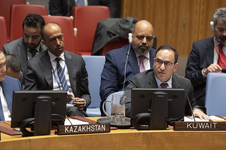 الكويت: ندعم الجهود الرامية لحل النزاعات في اليمن.. سلمياً