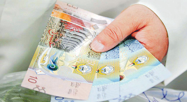 نمو ودائع البنوك توقَّف عند 43 مليار دينار في أكتوبر