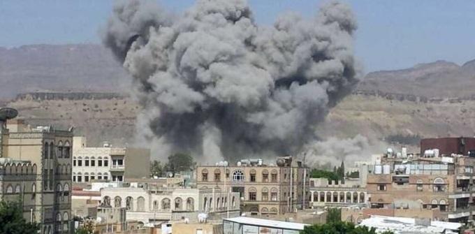 التحالف: استهداف شبكة للطائرات المسيرة التابعة للحوثيين