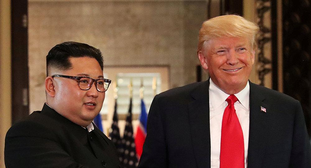 ترامب: أتطلع للقاء زعيم كوريا الشمالية.. مرة أخرى