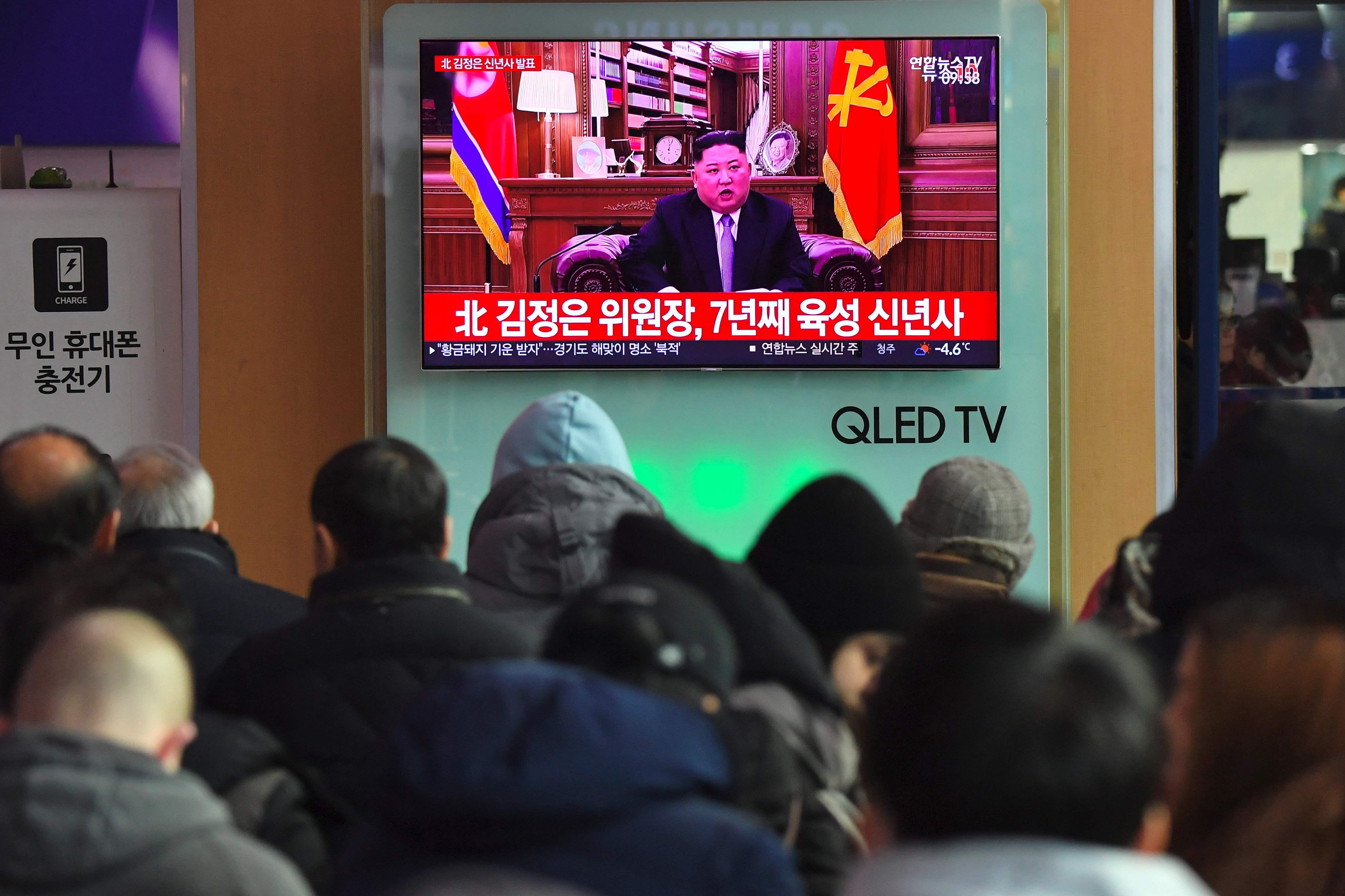 زعيم كوريا الشمالية: قد نغير نهجنا إذا أبقت أمريكا العقوبات