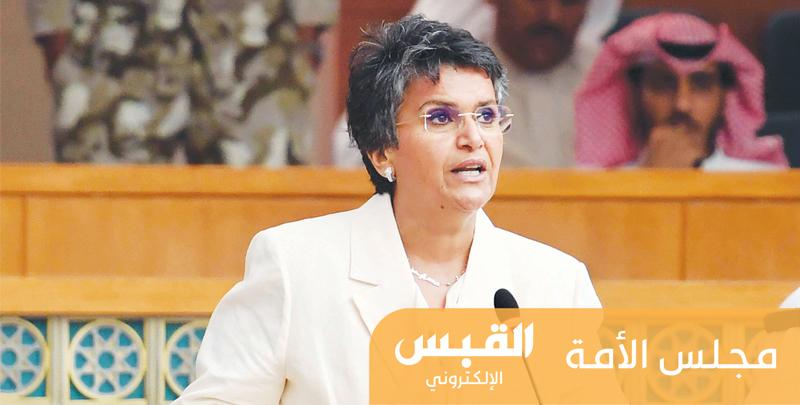 صفاء الهاشم: الوضع الحالي لا يخدم العمالة الكويتية