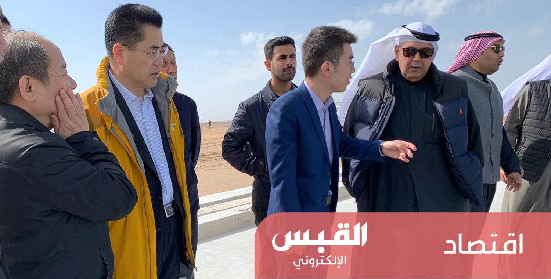 الوفد الصيني في الكويت يجري مباحثات اقتصادية