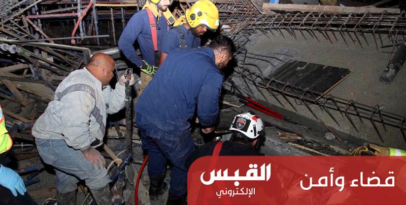 وفيات وإصابات في انهيار «سقف مسجد» بالنهضة