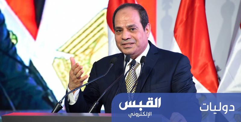 السيسي لوزراء الشباب العرب: كافحوا التطرف الفكري