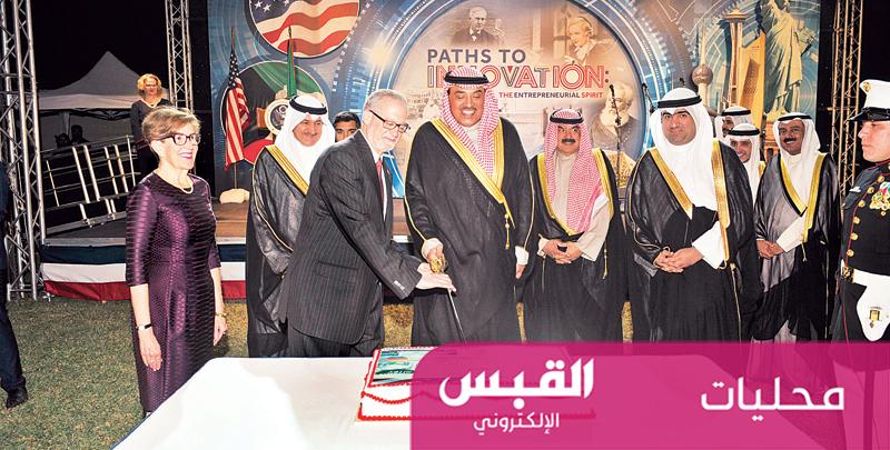 السفير الأميركي: سنزود الجيش الكويتي بأنظمة دفاعية متطورة