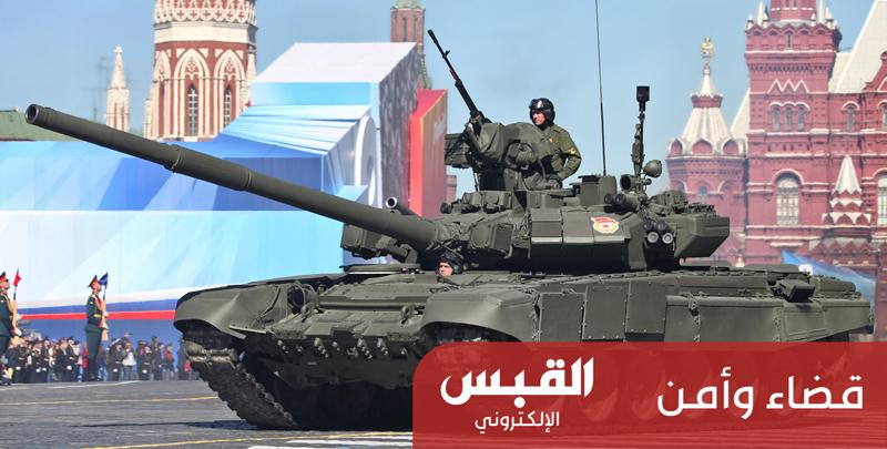 صفقة الدبابات الروسية تأجلت ولم تتوقف