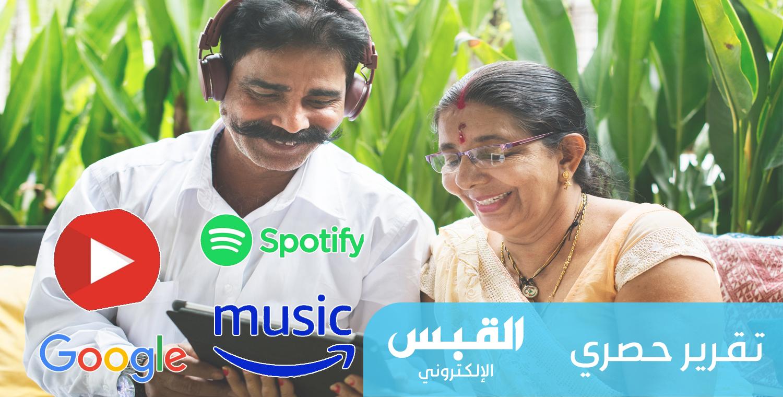 شركات التكنولوجيا تتسابق على «سوق الموسيقى» في الهند