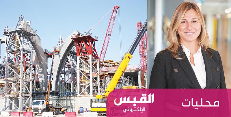 رئيسة ليماك للاستثمار: 1.4 مليار دينار حجم أعمالنا بالكويت