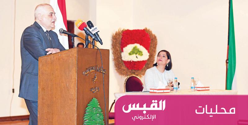 وزير الصحة اللبناني: نصف مستشفياتنا عمَّرتها الكويت