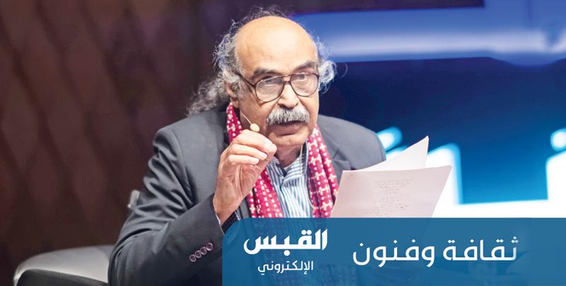 قاسم حداد يصقل مرايا الشعر