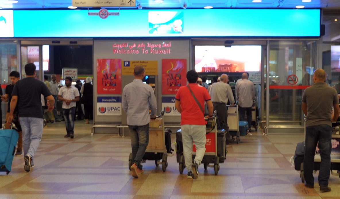 وفاة مسافر في «مطار الكويت» بأزمة قلبية