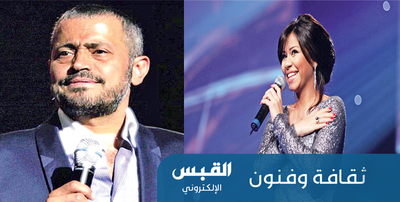 جورج وشيرين يغنيان في الكويت