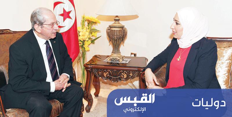 رئيس البرلمان التونسي: انشقاقات «نداء تونس» تفيد الاتجاه المعاكس