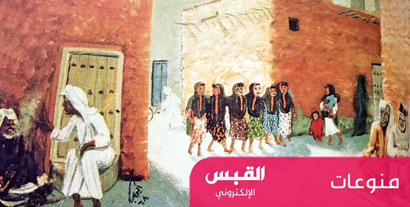 أم هاشم: أناشيدنا وألعابنا ربطتنا بالأسرة والجيران