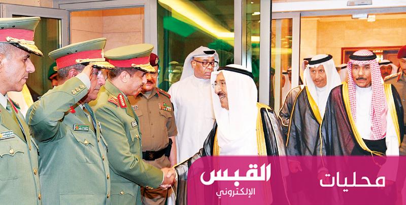 ثقة سامية بأمن الكويت ودفاعها