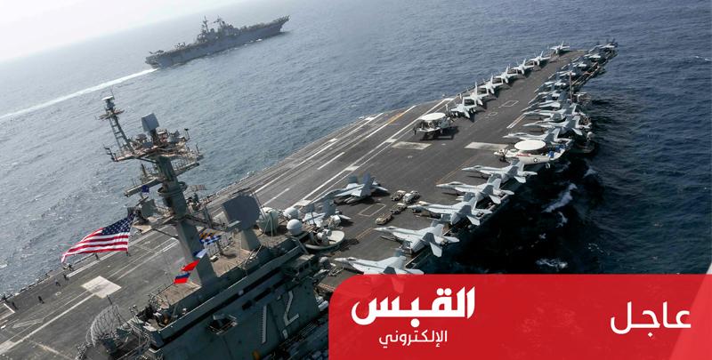 إيران: إعادة انتشار القوات الأمريكية هدفها شن حرب