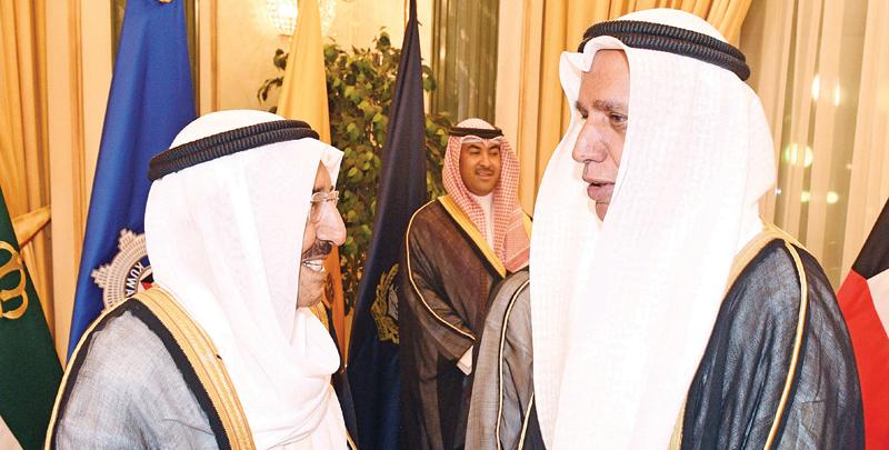 سمو الأمير مستقبلا عبدالله الرومي