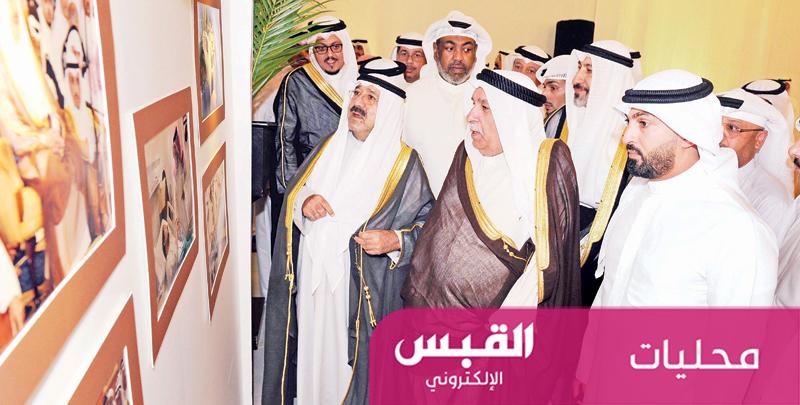 ناصر الصباح رعى الذكرى السنوية الرابعة لشهداء مسجد الصادق