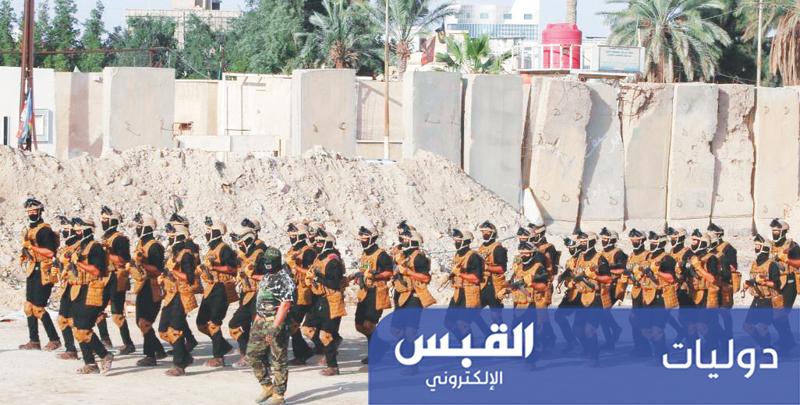 العراق.. حطب الحرب؟!
