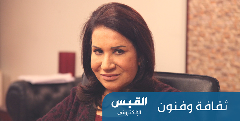 حذف مشهد للفنانة سعاد العبدالله من مسلسل «أنا عندي نص»