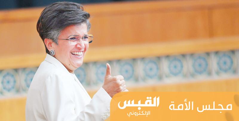 «سباق موانع»برلماني تصطدم الكويتيات بحواجزه