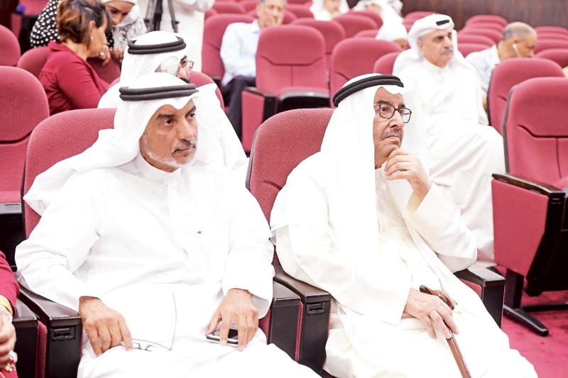 عبدالعزيز السريع وصالح المسباح