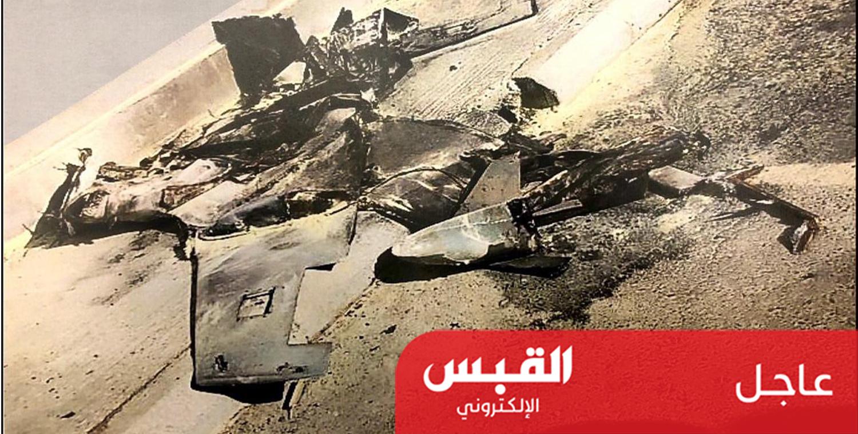 «الدفاعات السعودية» تُسقط طائرة معادية تحمل متفجّرات