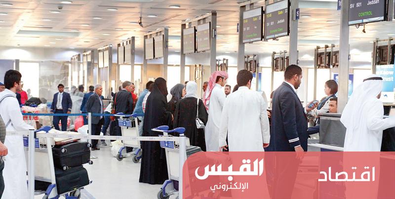 1.8 مليون دينار قيمة نصب حجوزات التذاكر في الكويت