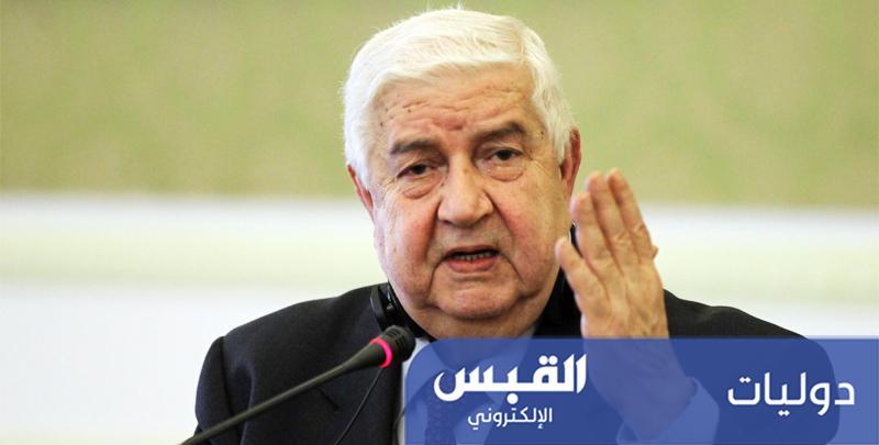 دمشق: لا نريد مواجهة عسكرية مع تركيا