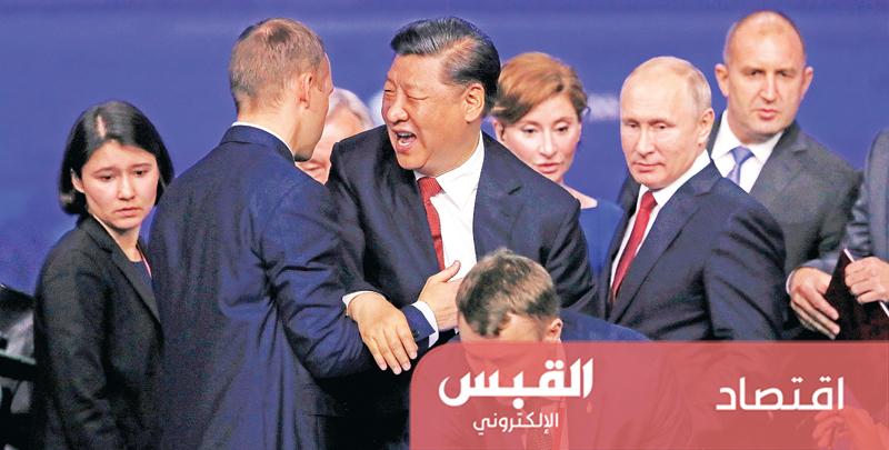 بوتين: حروب تجارية قد تتحول إلى «حقيقية»