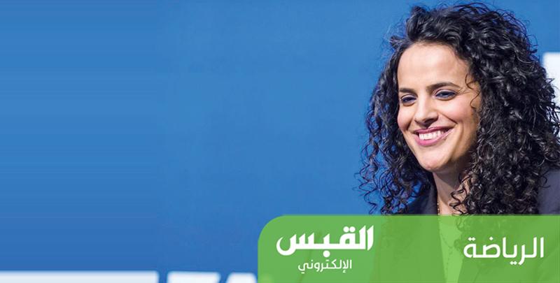 هني ثلجية فتاة فلسطينية تحلم برئاسة «الفيفا»