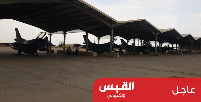 العراق: قذائف على قاعدة تضم مستشارين أميركيين