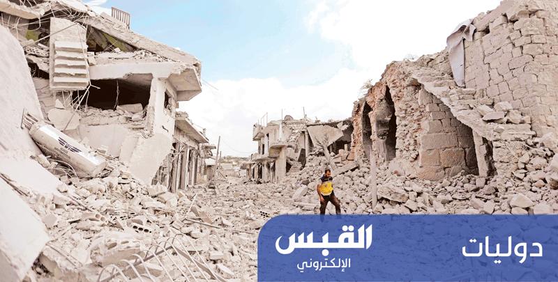 خسائر فادحة للنظام السوري بريف حماة