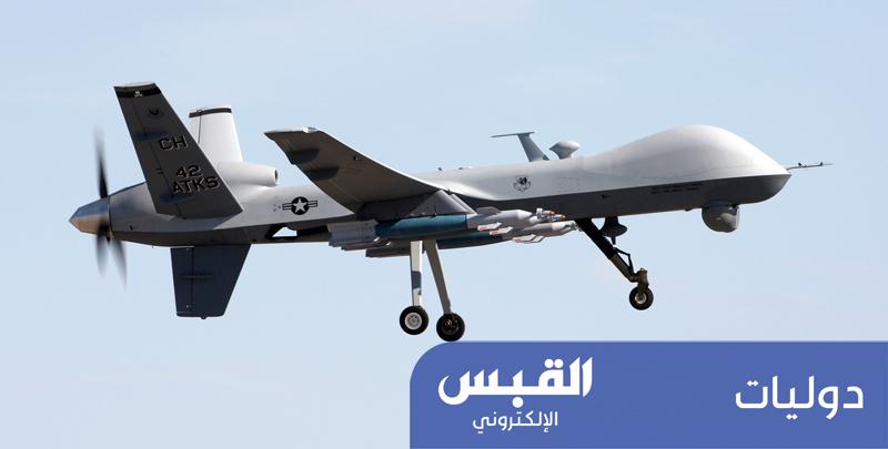 مسؤول أميركي: إسقاط طائرة أميركية مسيرة بصاروخ إيراني