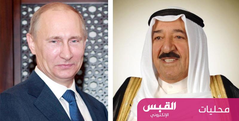 بوتين: الأمير قائد حكيم ذو خبرة وبُعد نظر