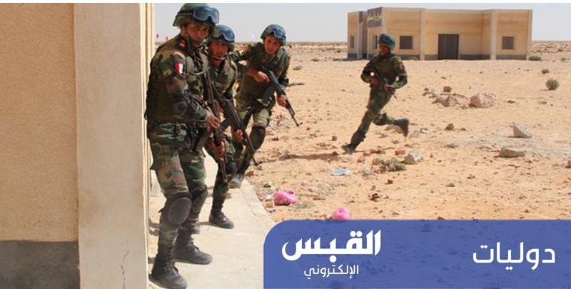 القوات الخاصة المصرية تتحرك إلى روسيا!